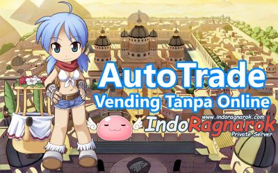 AutoTrade: Vending Tanpa Online