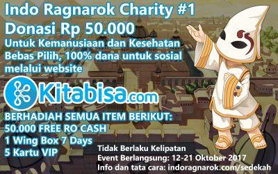 Indo Ragnarok Charity Batch 1