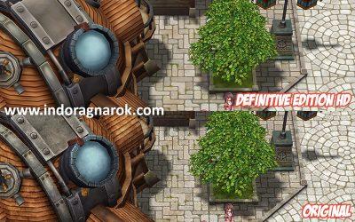 Instalasi DLC Ragnarok Definitive Edition Peningkatan Texture High Definition